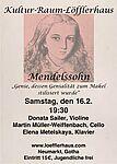 MendelssohnPlakat