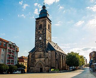 Margarethenkirche Gotha Archiv KulTourStadt ©J. Schröter