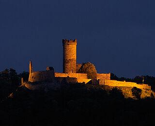 Burg Gleichen Mühlburg ©Archiv Tourismusverband L.Ebhardt
