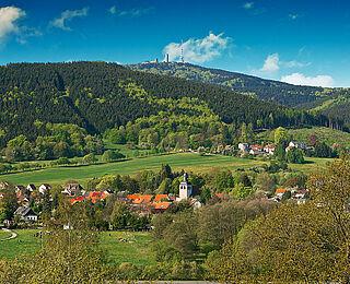 Großer Inselsberg © Archiv Tourismusverband Manfred Windus