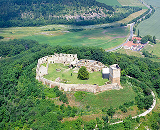 Drei Gleichen Burg Gleichen ©Archiv Tourismusverband L.Ebhardt