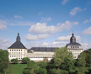 Schloss Friedenstein Gotha © Archiv SSFG L.Ebhardt