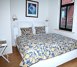 Ferienwohnung Margarethenblick Schlafzimmer