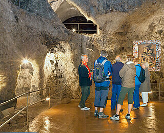 Marienglashöhle ©Archiv Tourismusverband Manfred Windus