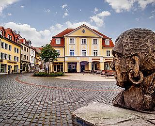 Buttermarkt Gotha ©J. Schröter