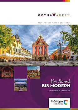 Reiseplaner Gotha 2020/2021