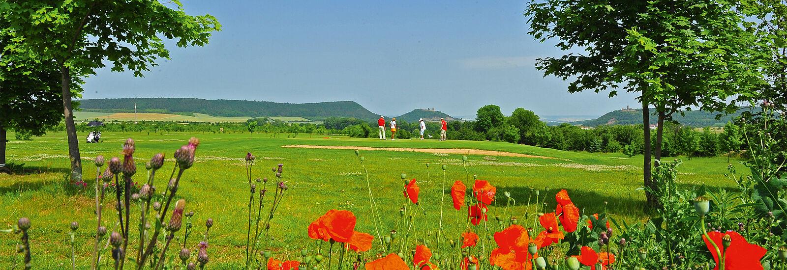 Golfresort Mühlberg ©Livia Zimmermann