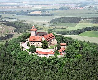 Drei Gleichen Veste Wachsenburg ©Archiv Tourismusverband
