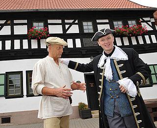 Bach-Stammhaus Wechmar ©Archiv Tourismusverband