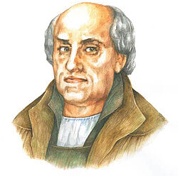 Friedrich Myconius