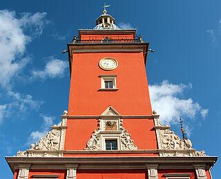 Historisches Rathaus Gotha ©Archiv KulTourStadt
