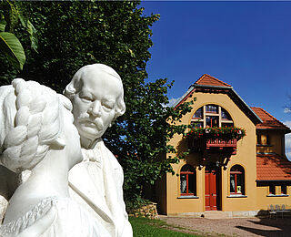 Gustav-Freytag-Gedenkstätte ©Freunde d. Heimatgeschichte Siebleben e.V.