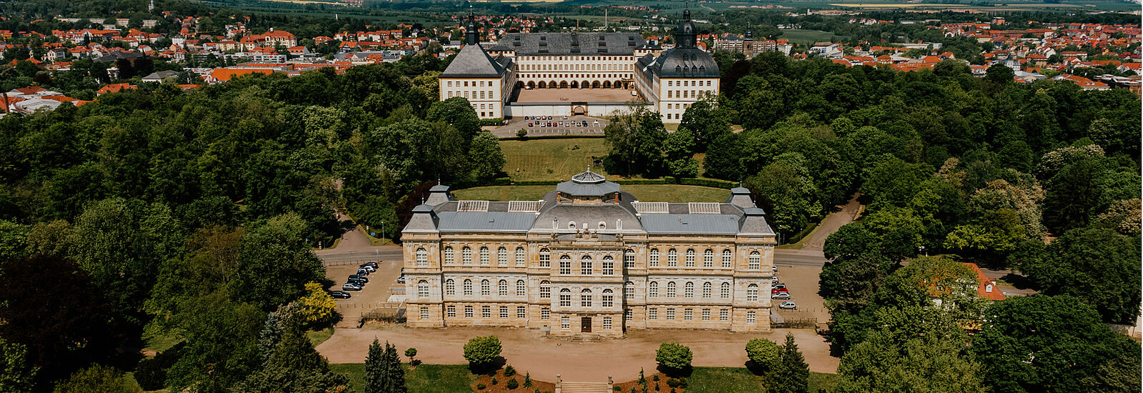 Herzogliches Museum und Schloss Friedenstein Gotha