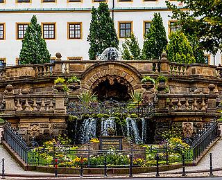 Wasserkunst Gotha Archiv KulTourStadt ©J. Schröter