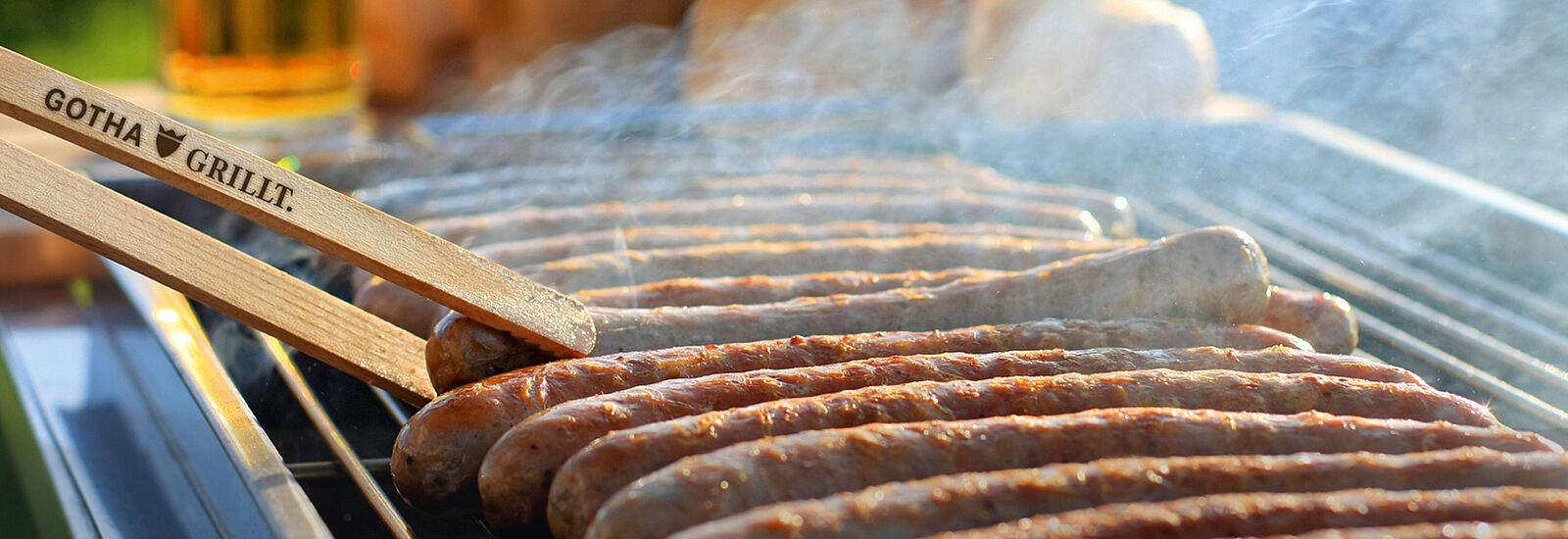 Thüringer Spezialitäten - Thüringer Bratwurst