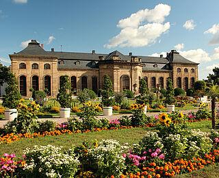 Orangerie Gotha Archiv KulTourStadt ©S.Pohl