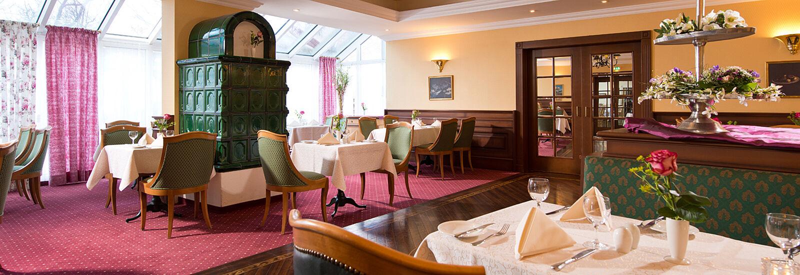 Cranach Stube_Hotel am Schlosspark