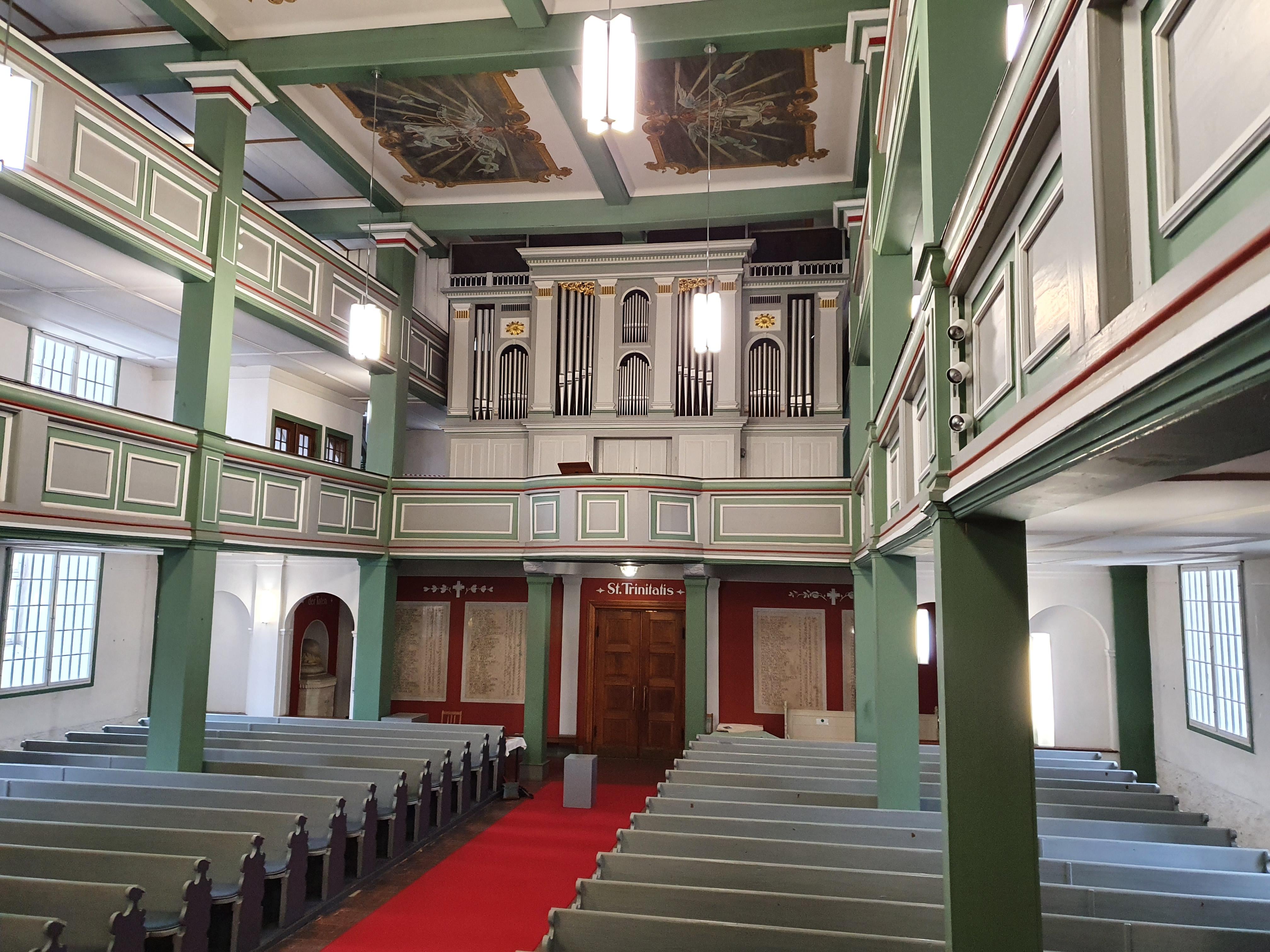St. Trinitatis-Kirche Ohrdruf