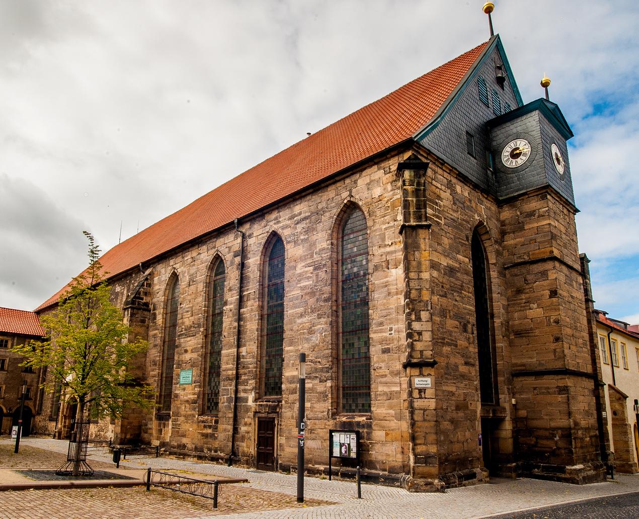 Augustinerkirche Gotha ©J. Schröter