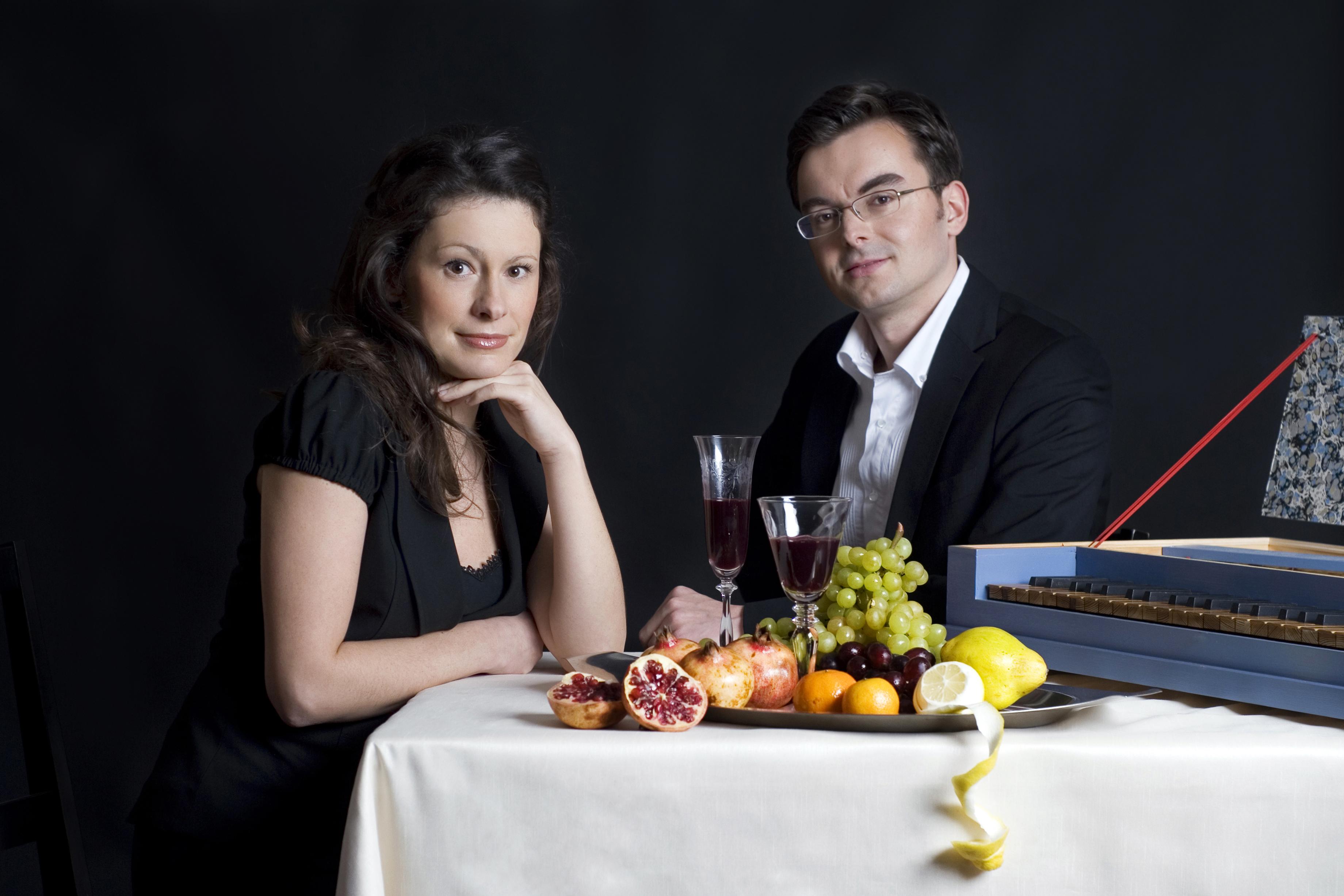 Aleksandra und Alexander Grychtolik (c)Sandra Neumann