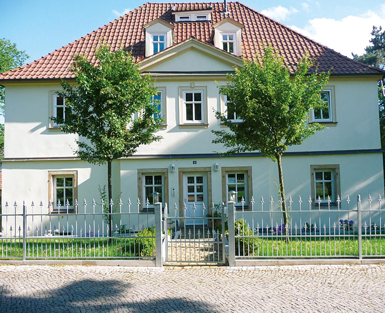 Ferienwohnung am Schlosspark ©Gastgeber