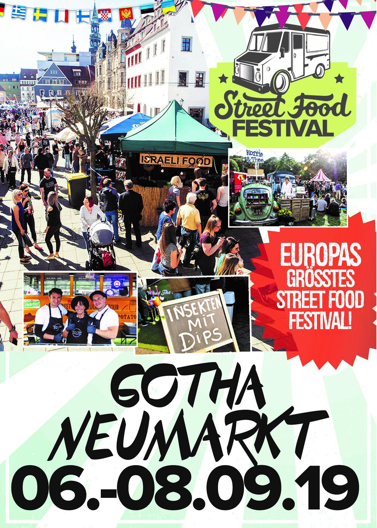 Street Food Festival Gotha