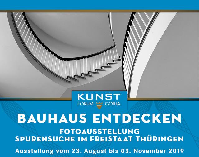 Ausstellung Bauhaus entdecken