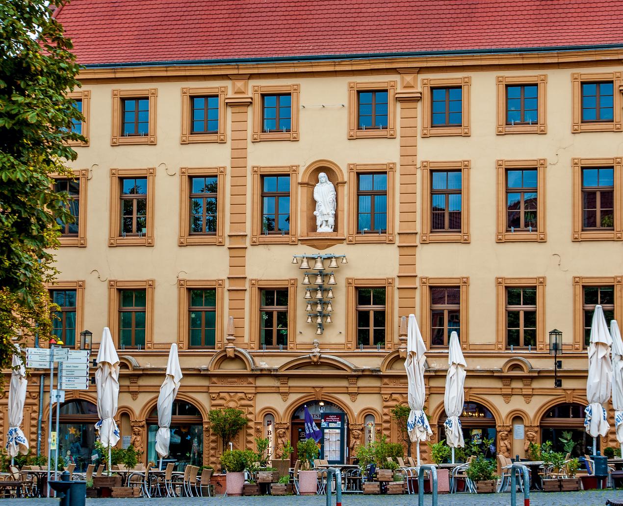 Innungshalle © Archiv KulTourStadt J.Schröter