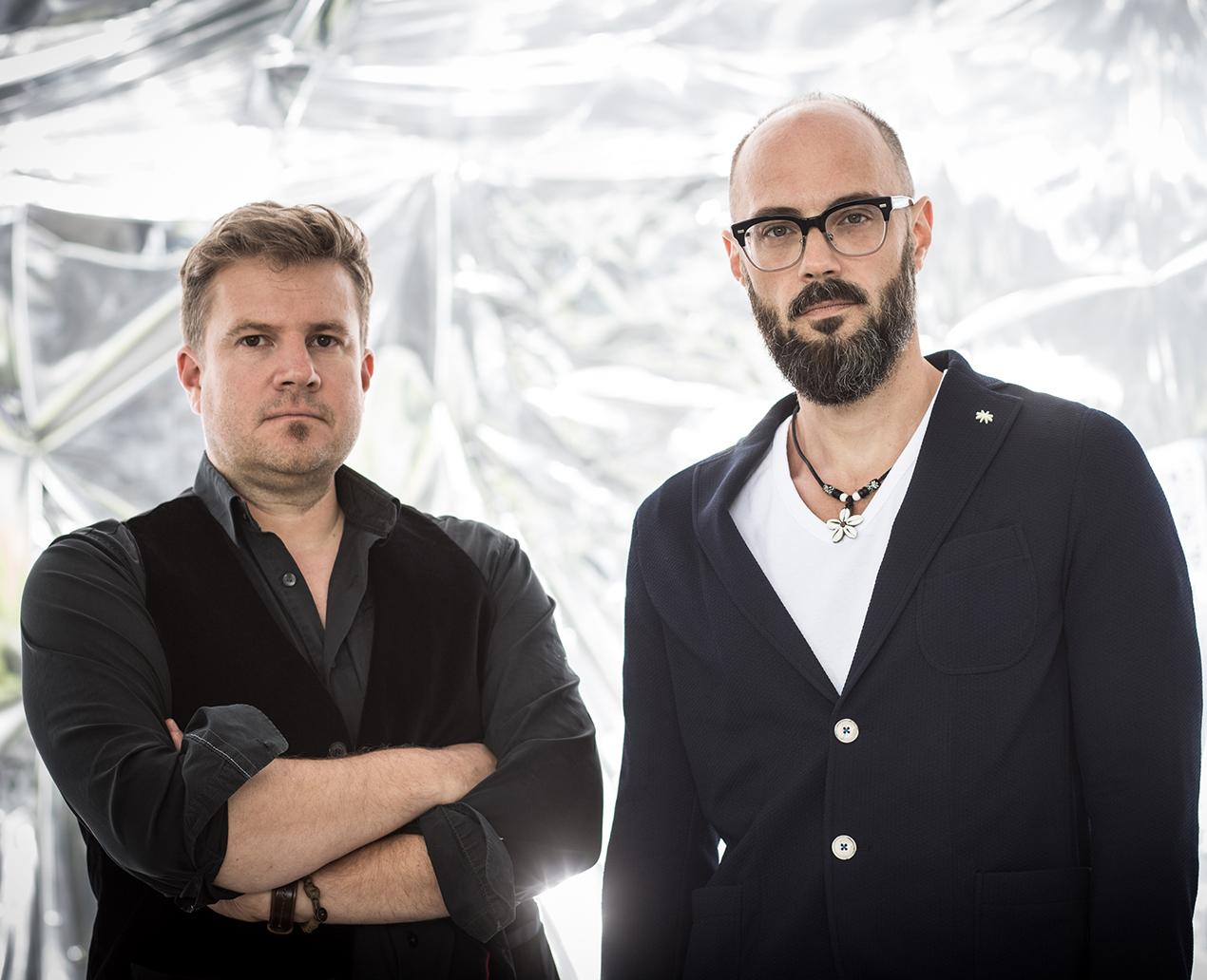Volker Klüpfel und Michael Kobr (c)Hans Scherhaufer