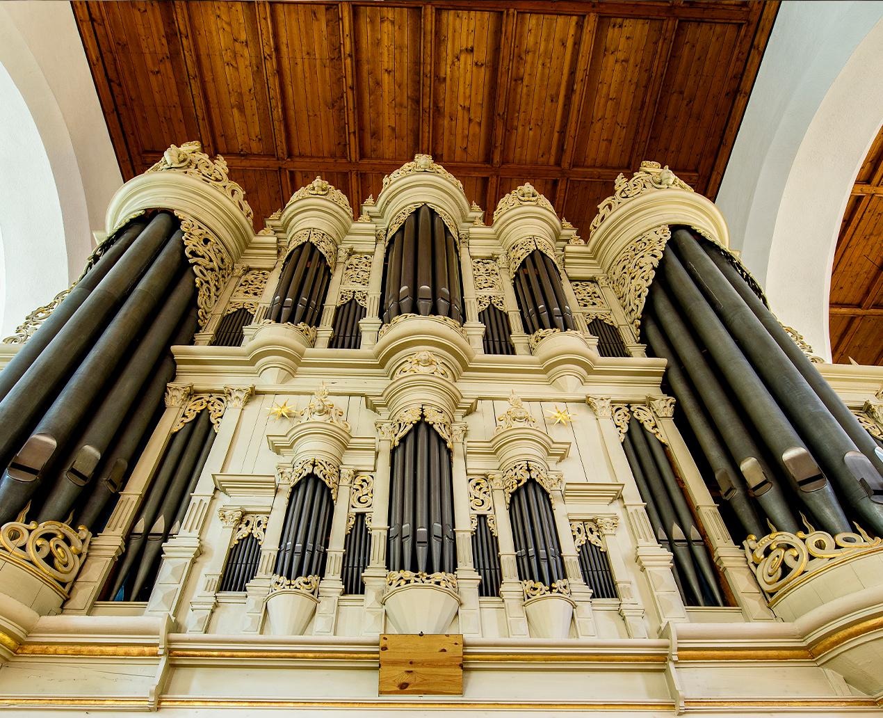 Schuke-Orgel Margarethenkirche (c)J.Schröter