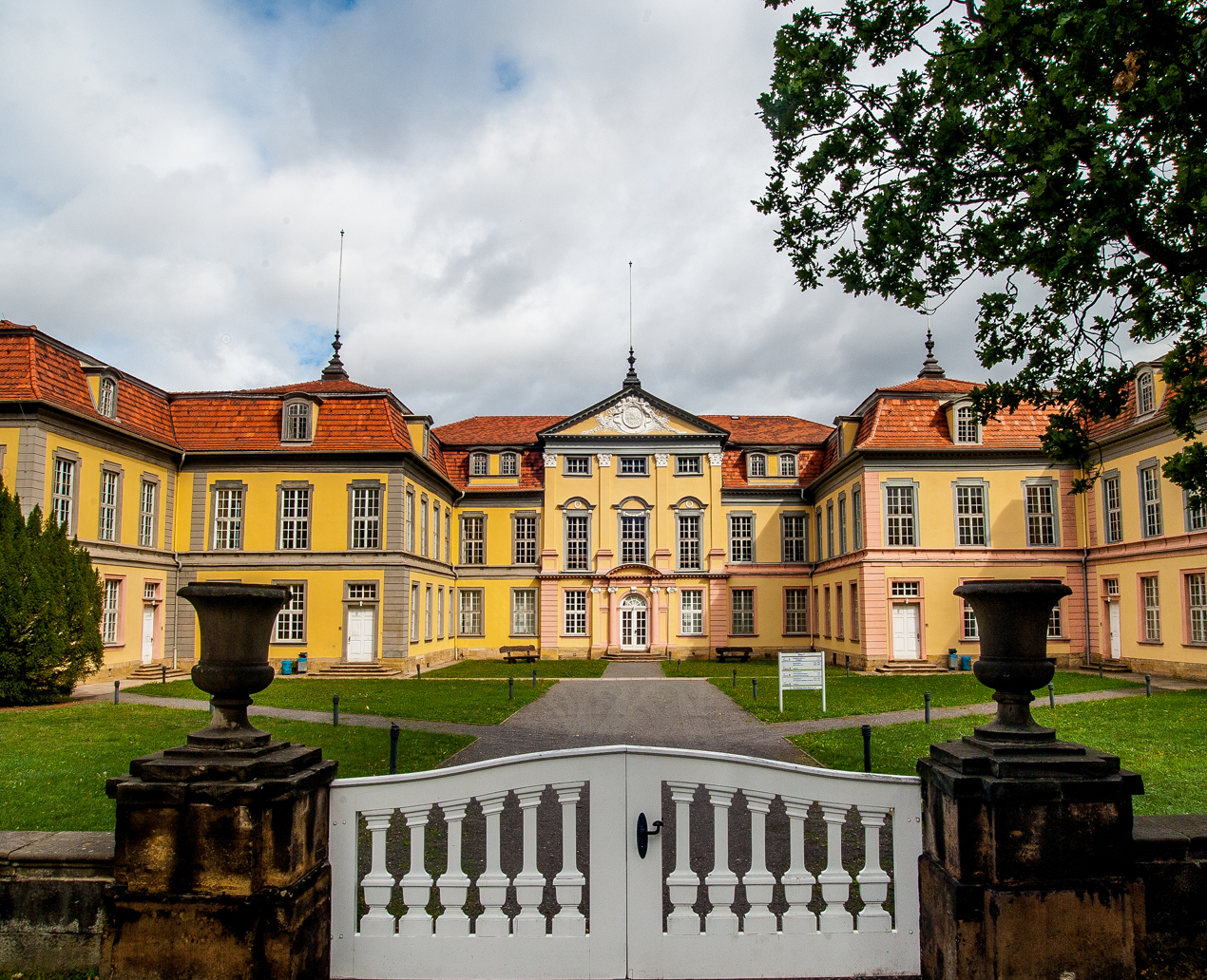 Schloss Friedrichsthal Gotha Archiv KulTourStadt ©J. Schröter