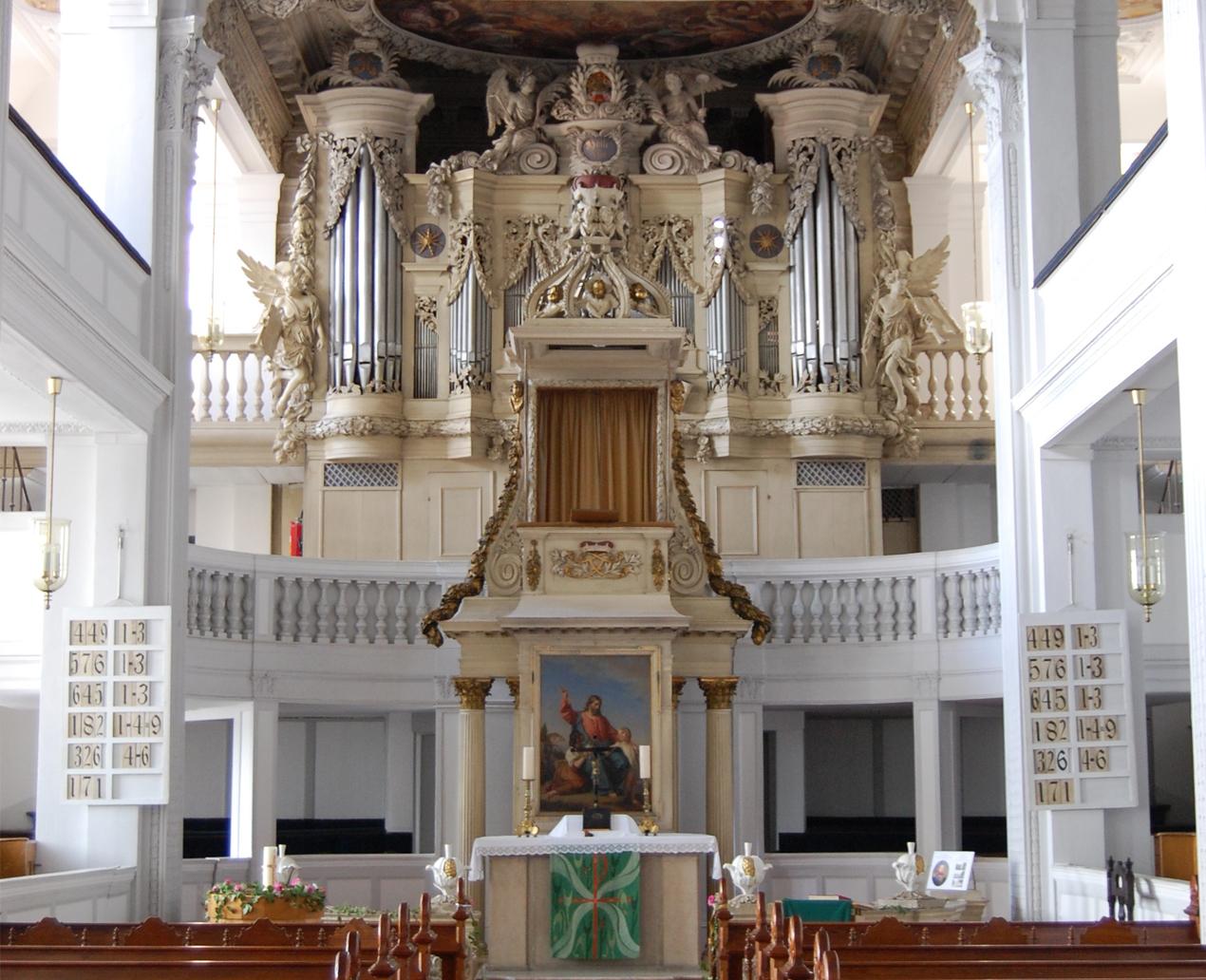 Schlosskirche ©SSFG M.Karthe