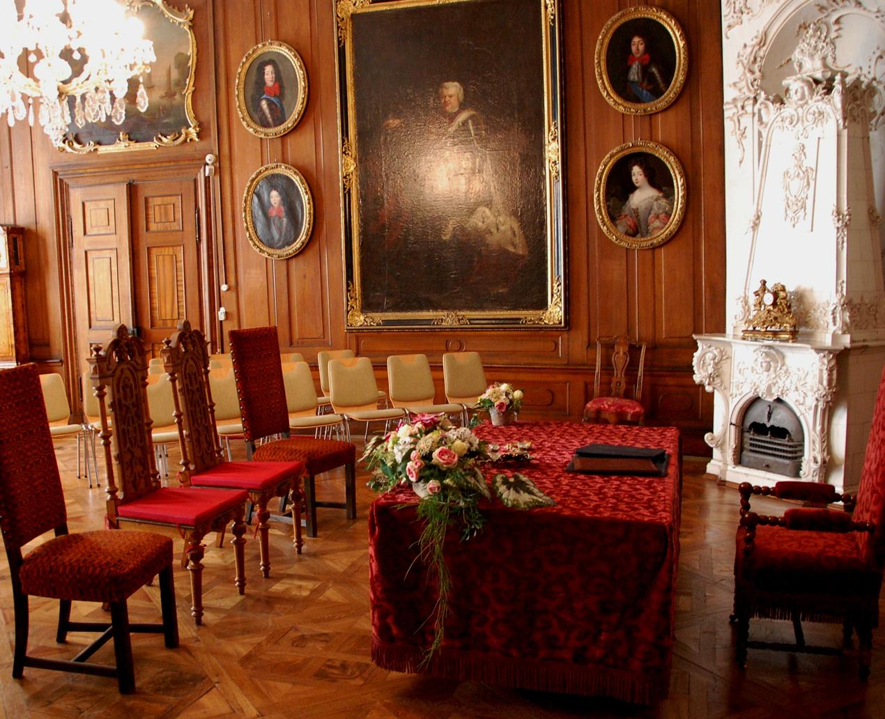 Schlossmuseum ©SSFG N.Pleil