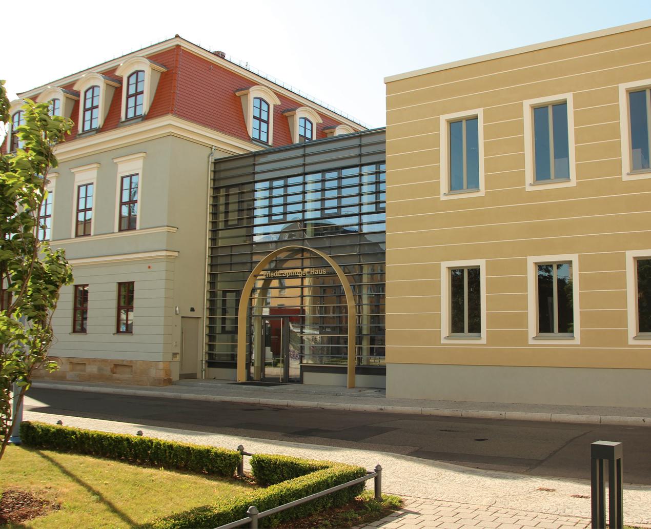 Stadtbibliothek Heinrich Heine  ©Archiv KulTourStadt Gotha GmbH