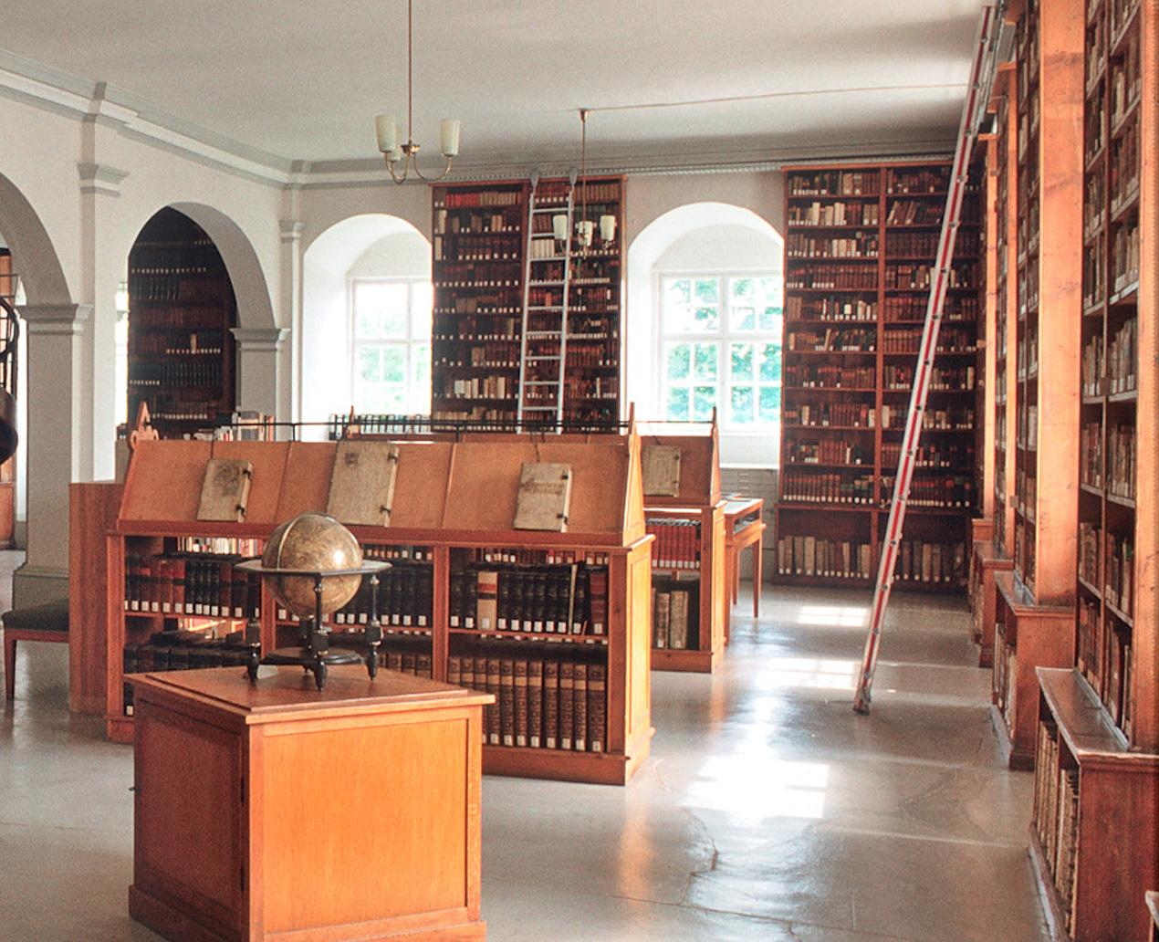 Universitäts- und Forschungsbibliothek ©SSFG