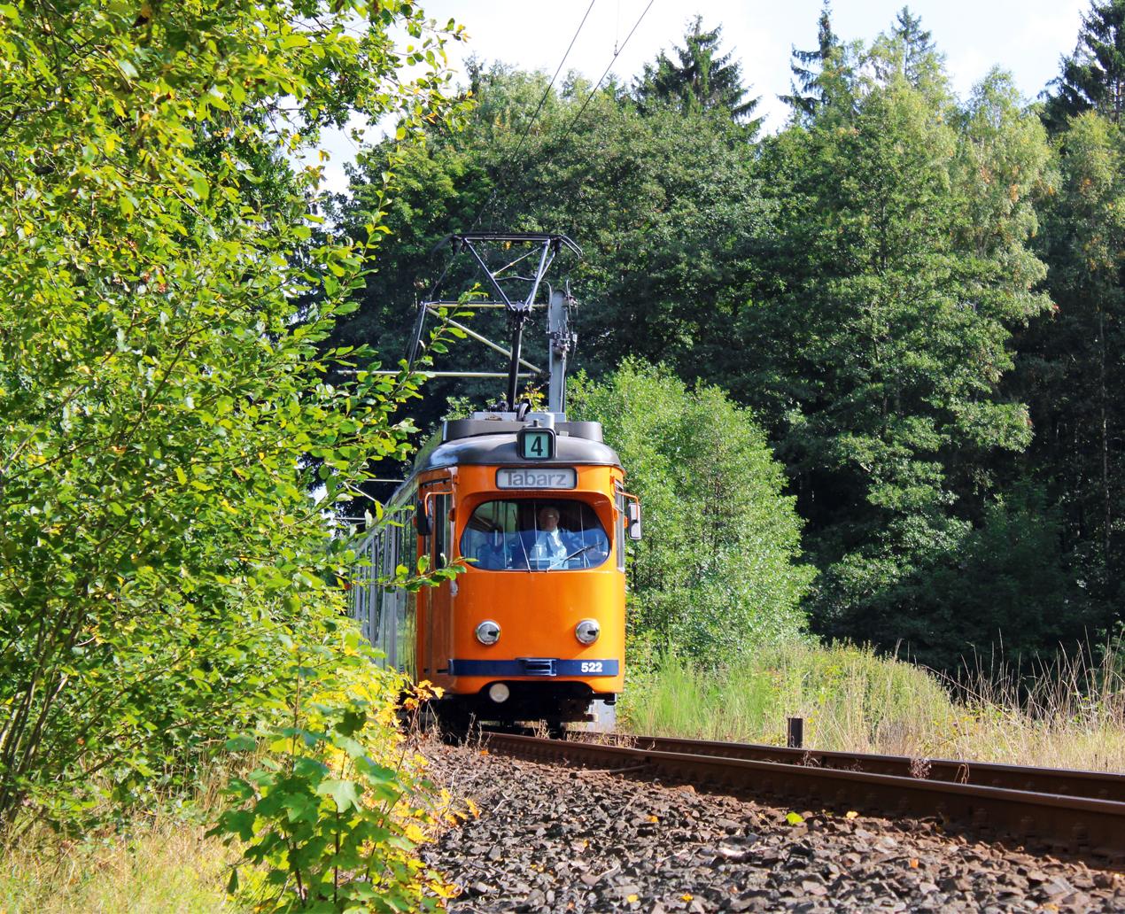 Thüringerwaldbahn ©Archiv KulTourStadt Gotha GmbH