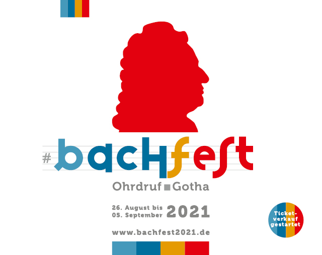 Bachfest 2021 Gotha und Ohrdruf