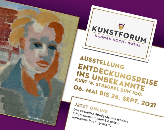 Jetzt online: Entdeckungsreise ins Unbekannte. Kurt W. Streubel zum 100.