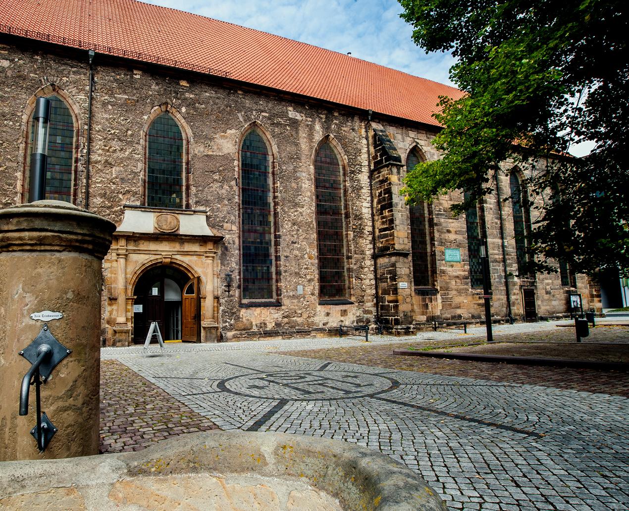 Augustinerkirche ©J. Schröter