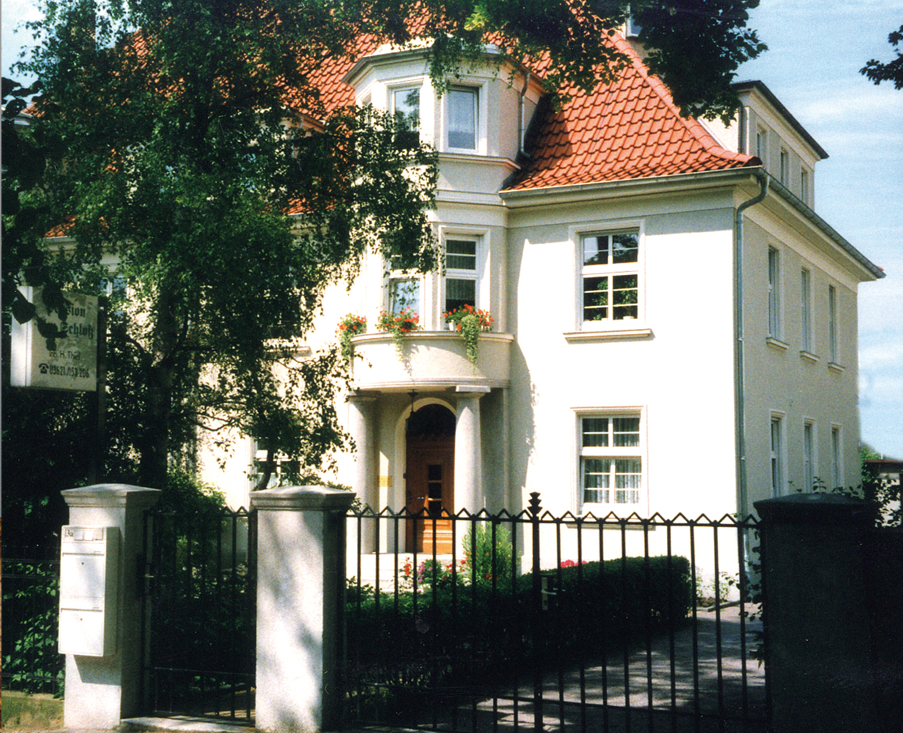 Pension am Schloss
