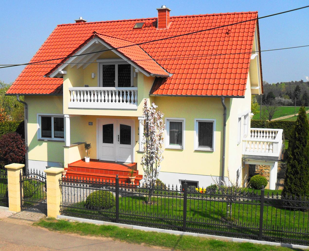 Ferienwohnung in der Goldbacher Siedlung