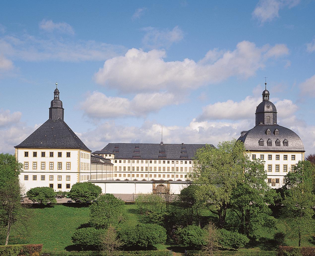 Gotha Schlossführung ©Stiftung Schloss Friedenstein Gotha