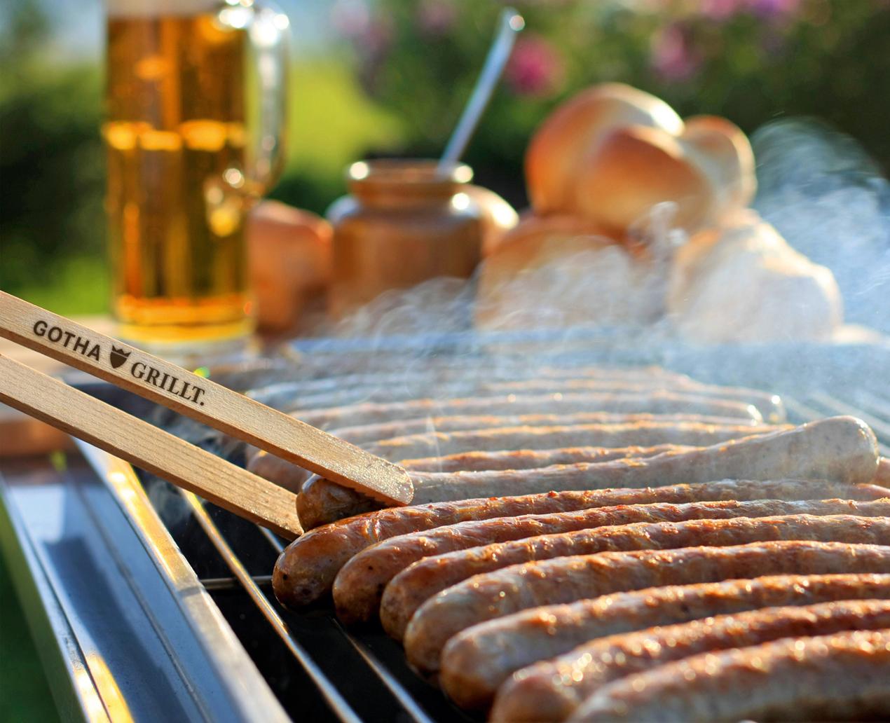 Thuringian sausage © KulTourStadt