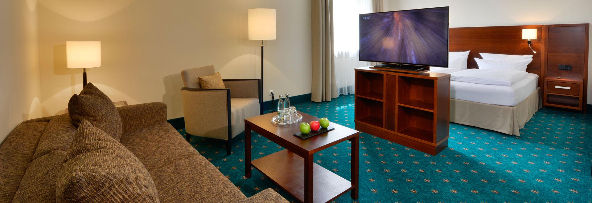 Übernachtung im Hotel Der Lindenhof Gotha